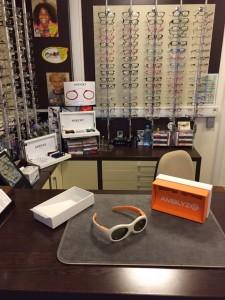 Ochelarii electronici Amblyz - magazinul 8ik - Ama Optimex - 2